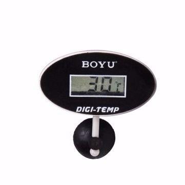 Boyu Termometro Para Aquario Digital Bt-06 ( Oval )  - FISHPET