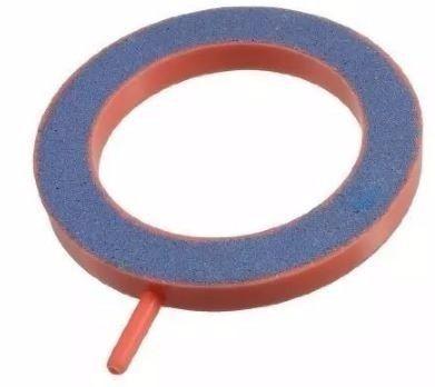 Soma Pedra Porosa Circular Pequena 3 Pol.  - FISHPET