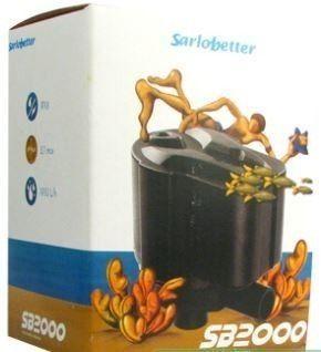 Bomba Submersa Sarlo Better Sb2000  - FISHPET Comércio de Acessórios para Animais Ltda.