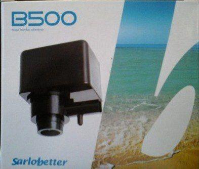 Bomba Submersa Sarlo Beter B500 - (110v)  - FISHPET