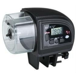 Boyu Alimentador Automático ZW-82  - FISHPET Comércio de Acessórios para Animais Ltda.