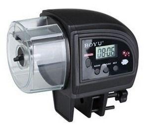 Alimentador Automático Digital Boyu Zw-66  - FISHPET Comércio de Acessórios para Animais Ltda.