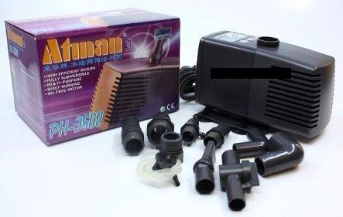 Bomba Submersa Atman Ph3500  - FISHPET Comércio de Acessórios para Animais Ltda.
