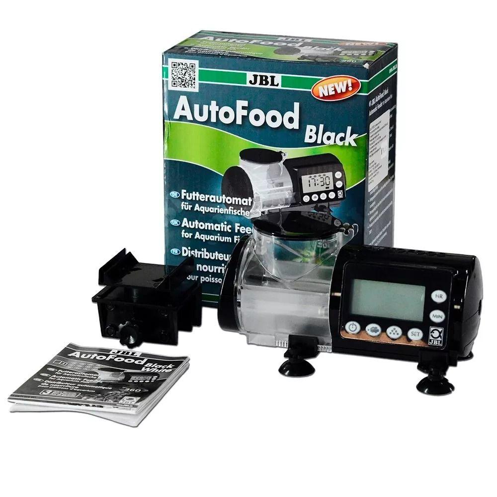 Alimentador Automático  JBL AutoFood  - FISHPET Comércio de Acessórios para Animais Ltda.