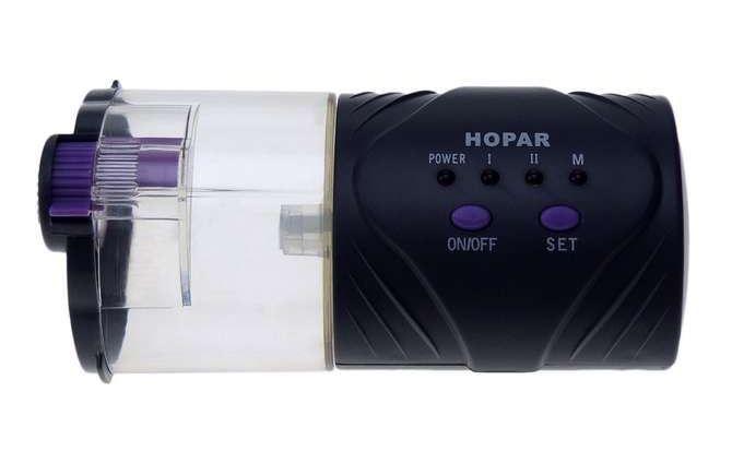 Alimentador Hopar Automático H-9000  - FISHPET Comércio de Acessórios para Animais Ltda.