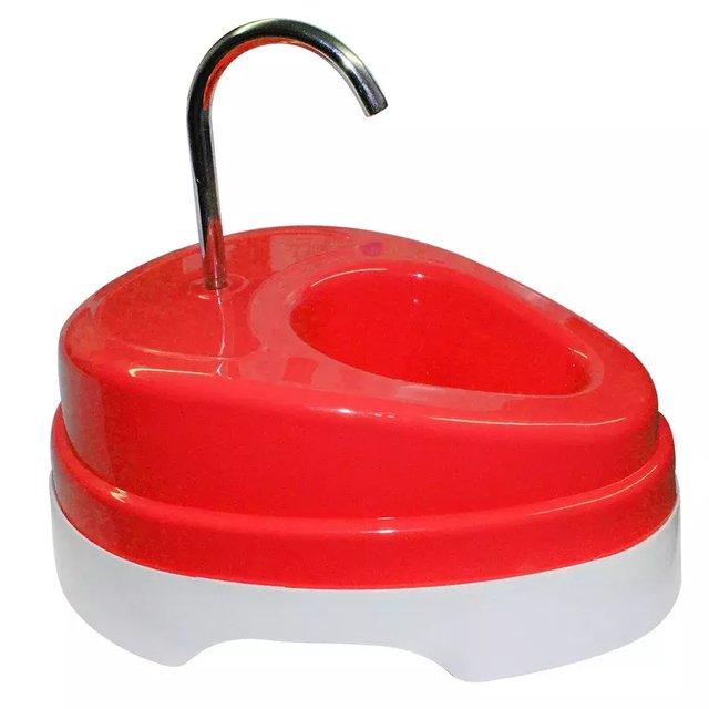 Bebedouro Fonte Para Caes E Gatos 1,5 Litros Bivolt  - FISHPET Comércio de Acessórios para Animais Ltda.