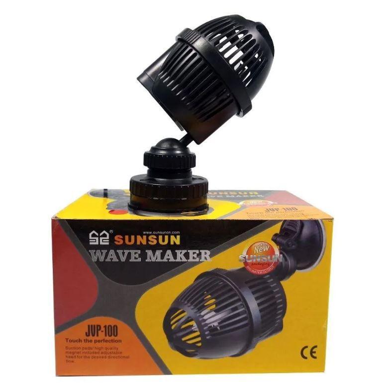Bomba Circulação - Sun Sun Wave Maker Jvp 100b 2500l/h  - FISHPET Comércio de Acessórios para Animais Ltda.