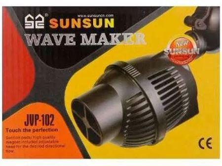 Bomba Circulação Wave Maker Jvp 102b 5000l/h Sunsun  - FISHPET Comércio de Acessórios para Animais Ltda.