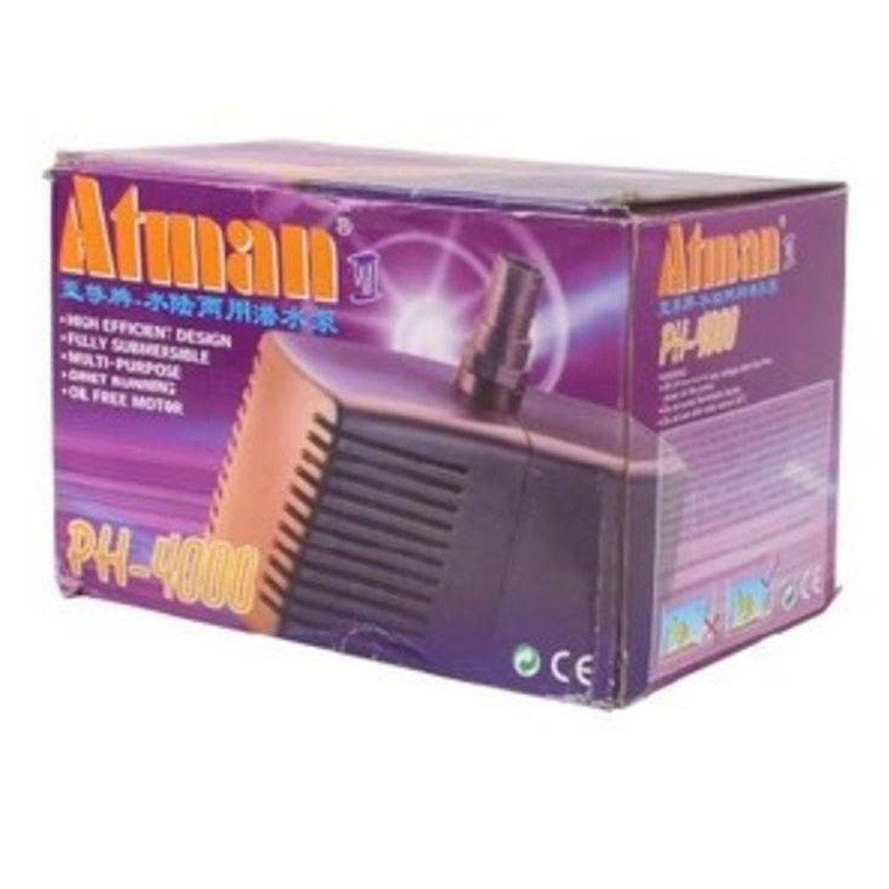 Bomba Submersa Atman Ph4000  - FISHPET Comércio de Acessórios para Animais Ltda.