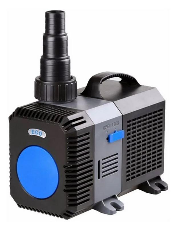 Bomba Submersa Eco Sunsun Ctp-16000 16000l/h  - FISHPET Comércio de Acessórios para Animais Ltda.