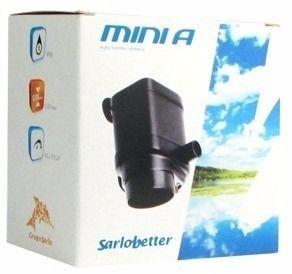 Bomba Submersa Sarlo Better Mini-a - (220v)  - FISHPET Comércio de Acessórios para Animais Ltda.