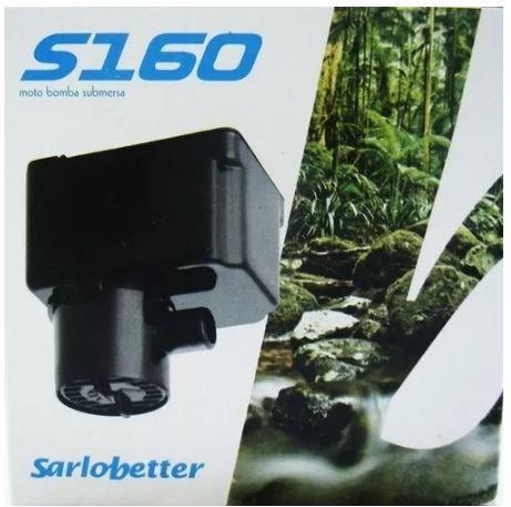 Bomba Submersa Sarlo Better S160  - FISHPET Comércio de Acessórios para Animais Ltda.