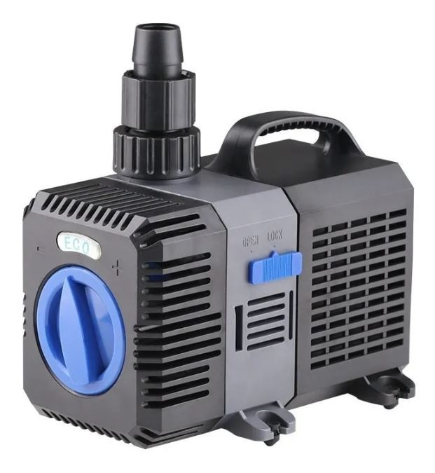 Bomba Submersa Sunsun Ctp-4800 4500l/h Aquarios Lagos  - FISHPET Comércio de Acessórios para Animais Ltda.