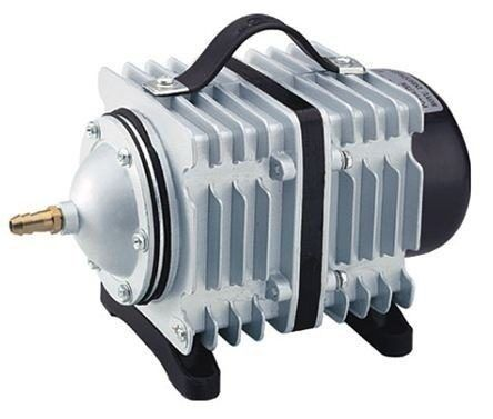 Boyu Compressor De Ar Eletr/mag Acq-005 60l/min   - FISHPET Comércio de Acessórios para Animais Ltda.