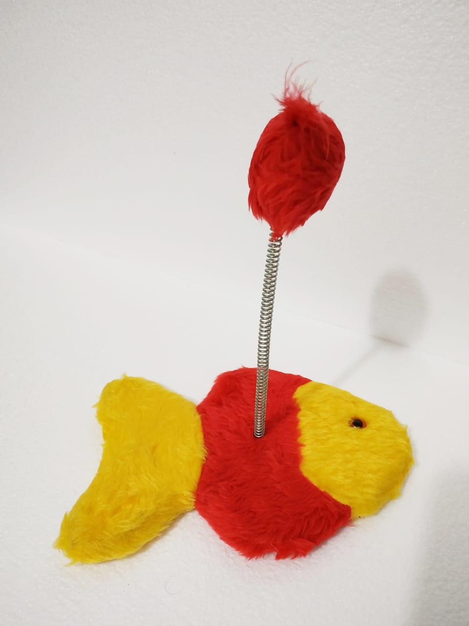 Brinquedo Para Gato Interativo Com Bolinha  - FISHPET Comércio de Acessórios para Animais Ltda.