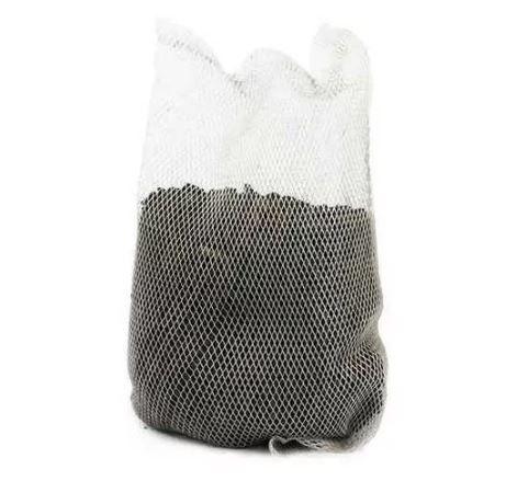 Carvão Ativado Para Aquário - Aleas - 500g Com Bolsa  - FISHPET Comércio de Acessórios para Animais Ltda.