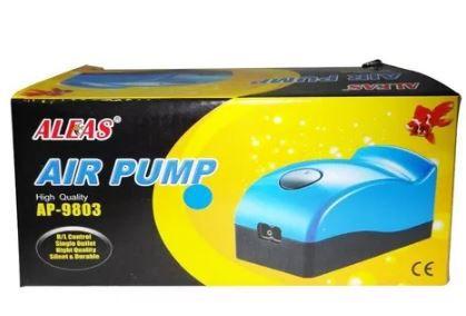 Compressor Aleas AP 9803  - FISHPET Comércio de Acessórios para Animais Ltda.