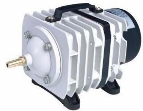 Compressor De Ar Eletromagnético Acq-003  - FISHPET Comércio de Acessórios para Animais Ltda.