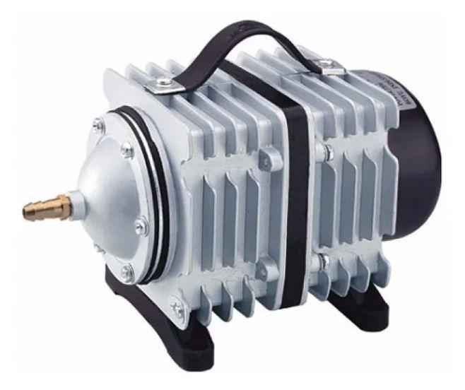 Compressor De Ar Eletromagnético Boyu Acq-009 160l/m   - FISHPET Comércio de Acessórios para Animais Ltda.
