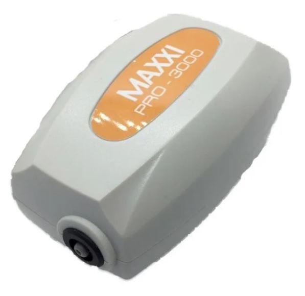 Compressor De Ar Maxxi Power Pro-3000 3.5w  - FISHPET Comércio de Acessórios para Animais Ltda.