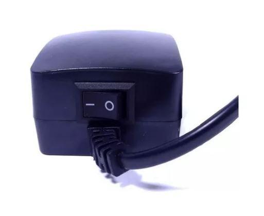 Reator Hopar para Filtro UV 611 55w  - FISHPET Comércio de Acessórios para Animais Ltda.