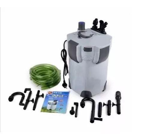 Filtro Canister Sunsun Hw 402A 1000 L/h   - FISHPET Comércio de Acessórios para Animais Ltda.