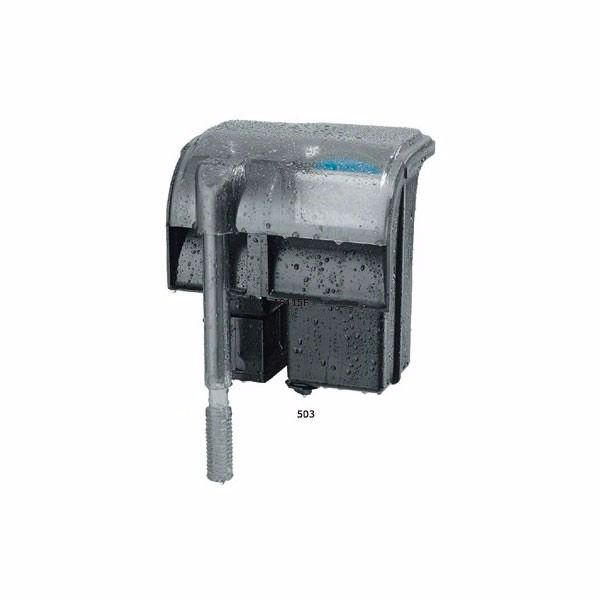 Filtro Externo Jebo 503 Hang On 6w 580l/h  - FISHPET Comércio de Acessórios para Animais Ltda.