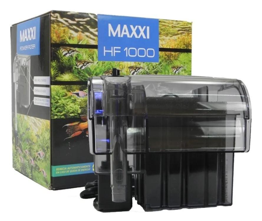 Filtro Externo Maxxi Power HF 1000 800 l/h  - FISHPET Comércio de Acessórios para Animais Ltda.