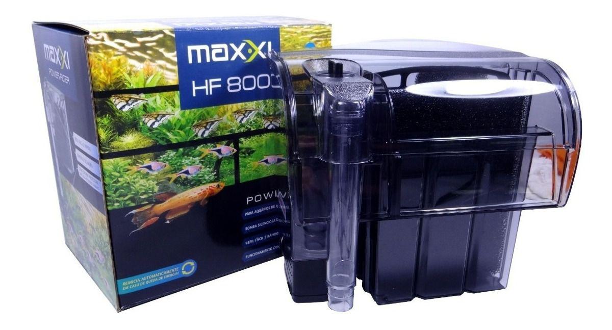 Filtro Externo Maxxi Power HF 800 600 l/h  - FISHPET Comércio de Acessórios para Animais Ltda.