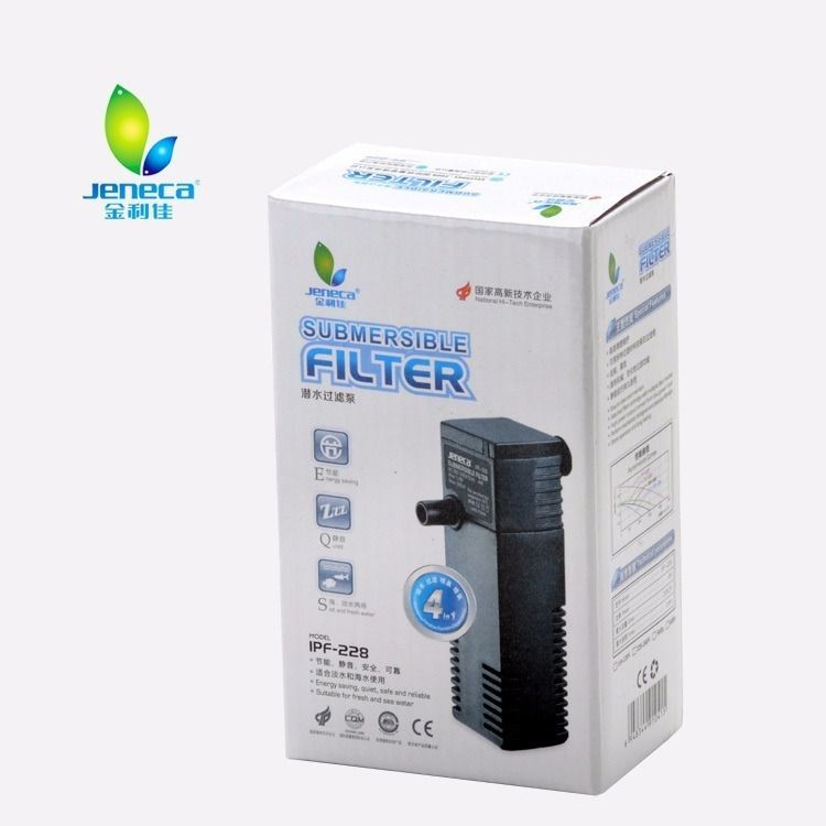 Filtro Interno Aleas Jeneca  IPF 228  - FISHPET Comércio de Acessórios para Animais Ltda.