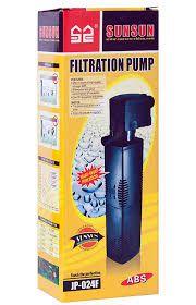 Filtro Interno Com Bomba Sunsun Jp-024F  - FISHPET Comércio de Acessórios para Animais Ltda.
