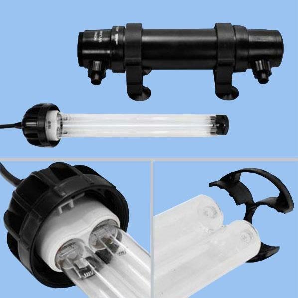 Filtro Ultravioleta Hopar Uv-611 9w Para Aquários E Lagos  - FISHPET Comércio de Acessórios para Animais Ltda.