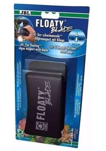Jbl Floaty Blade Limpador Magnético L Para Vidros Até 15mm  - FISHPET