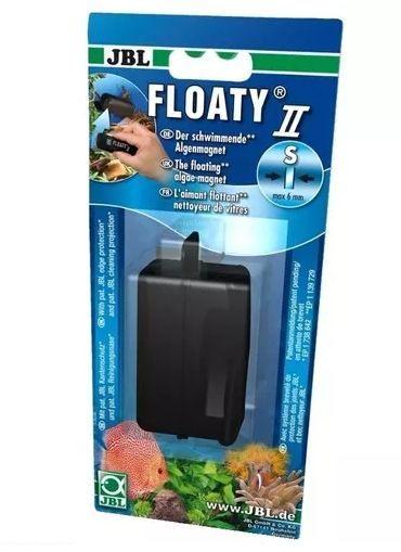 Jbl Floaty Ii Limpador Magnético S Para Vidros Até 6mm  - FISHPET