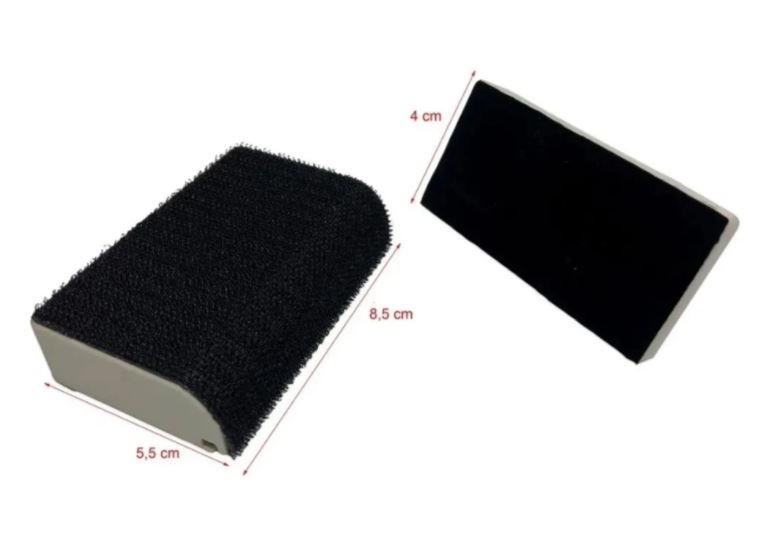 Limpador Magnético Boyu P/ Vidro Curvo Wd-902a Pequeno  - FISHPET Comércio de Acessórios para Animais Ltda.