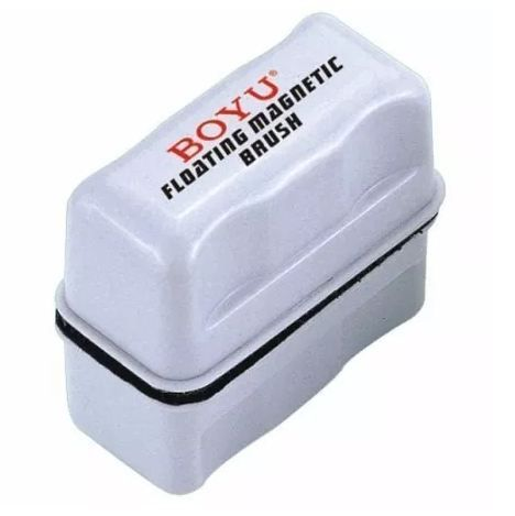 Limpador Magnético Flutuante Boyu Fmb - 201a/b - 1021 (mini)  - FISHPET Comércio de Acessórios para Animais Ltda.