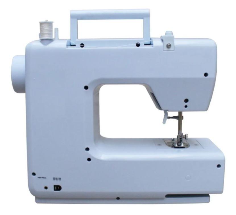 Máquina De Costura Importway Iwmc-508 Branca 20 Pontos 110v/220v  - FISHPET Comércio de Acessórios para Animais Ltda.