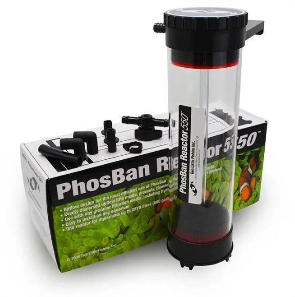 Phosban Reator De Fosfato Tlf Phosban Reactor 550  - FISHPET Comércio de Acessórios para Animais Ltda.