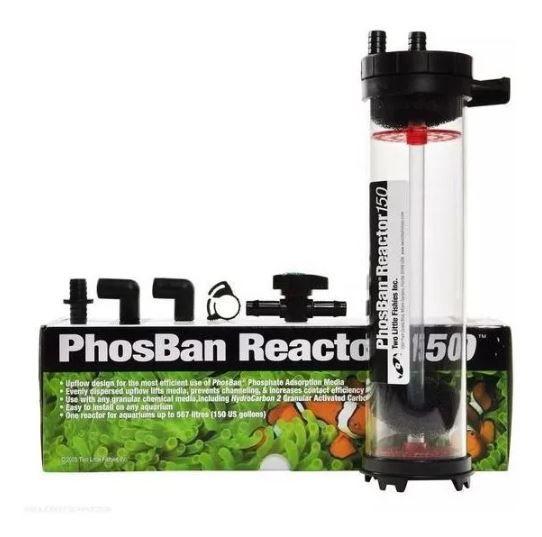 Reator De Fosfato Tlf Phosban Reactor 150   - FISHPET Comércio de Acessórios para Animais Ltda.