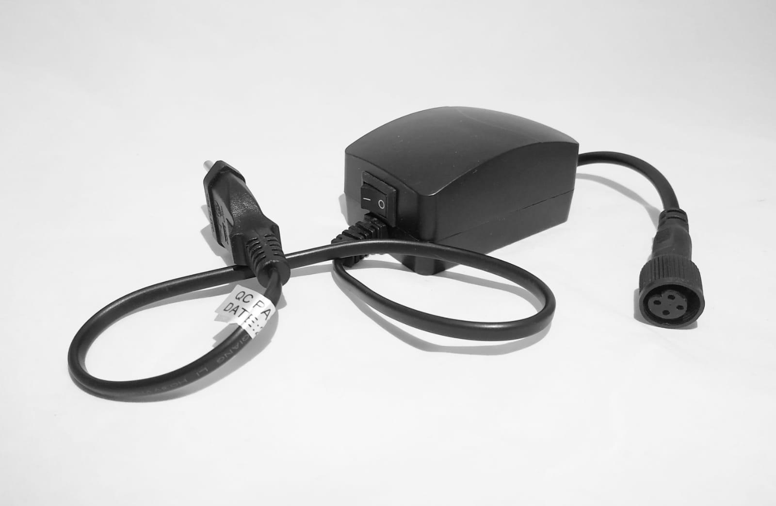 Reator Hopar para Filtro UV 611 18w  - FISHPET Comércio de Acessórios para Animais Ltda.