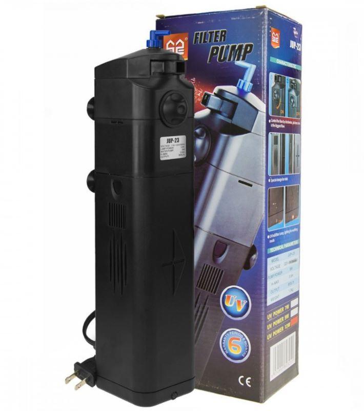 Sunsun Filtro Int. Jup-23 Uv 13w 800l/h Aquarios Lagos  - FISHPET Comércio de Acessórios para Animais Ltda.