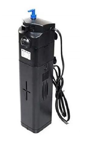 Sunsun Filtro Interno Jup-22 Uv 9w 800l/h p/ Aquarios E Lagos  - FISHPET Comércio de Acessórios para Animais Ltda.