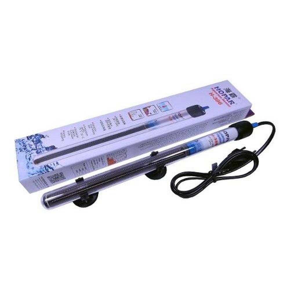 Termostato Hopar H 386 100W  - FISHPET Comércio de Acessórios para Animais Ltda.