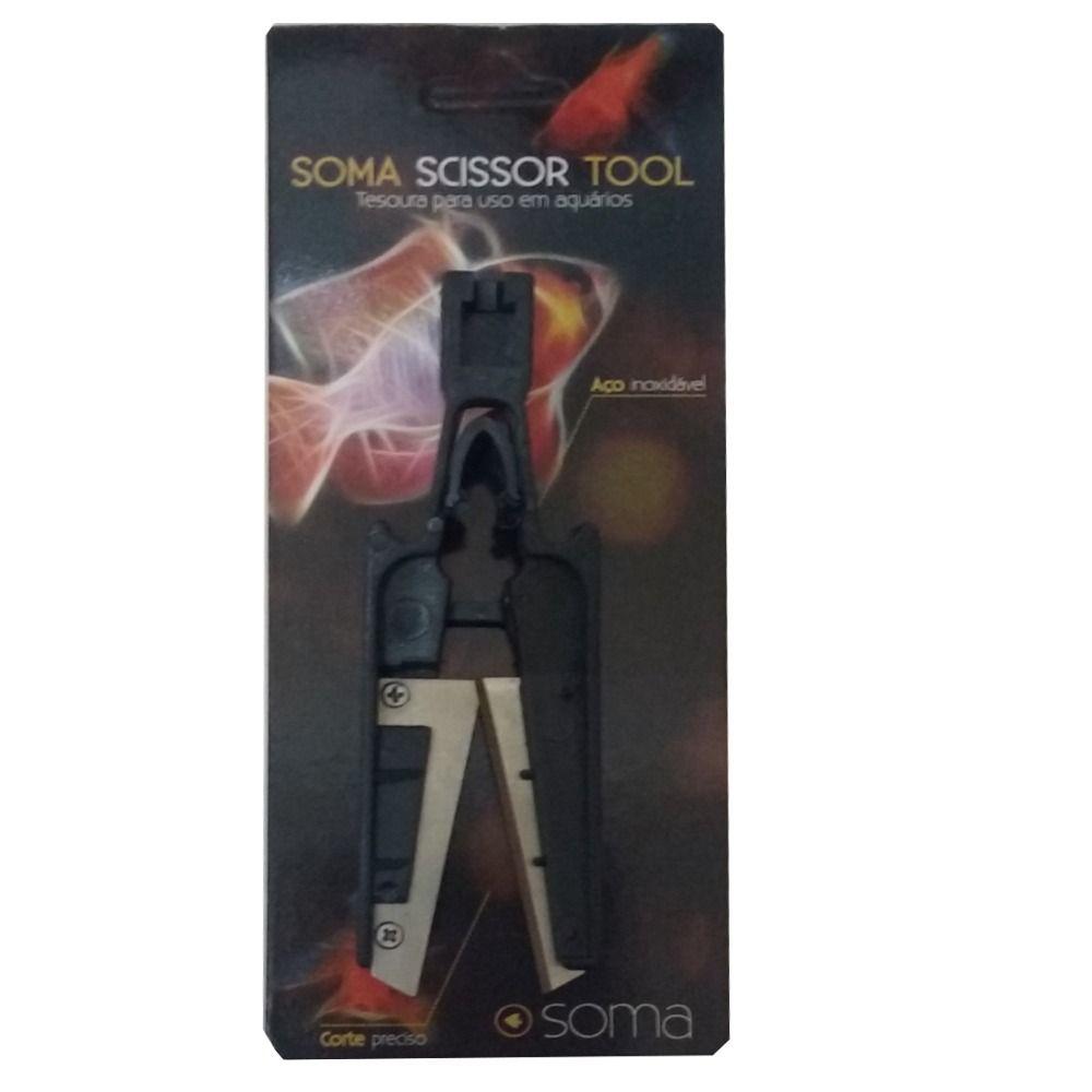 Tesoura Soma Scissor Tool  - FISHPET