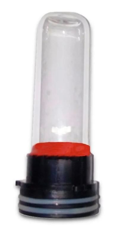 Tubo De Quartzo Hopar Reposição Para Canister 3318 / 3328  - FISHPET Comércio de Acessórios para Animais Ltda.