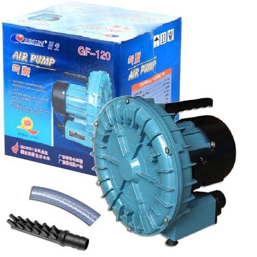 Turbina De Ar Soprador Resun Gf-120 Lago Tanque  - FISHPET Comércio de Acessórios para Animais Ltda.