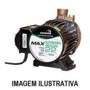 BOMBA ROWA SANITARIA MAX 22 0,65HP MONO 220V