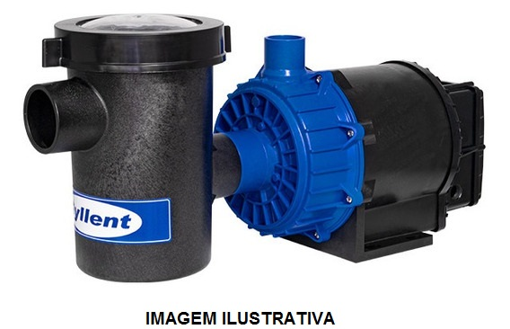 BOMBA SYLLENT PISCINA 0,5CV 220V