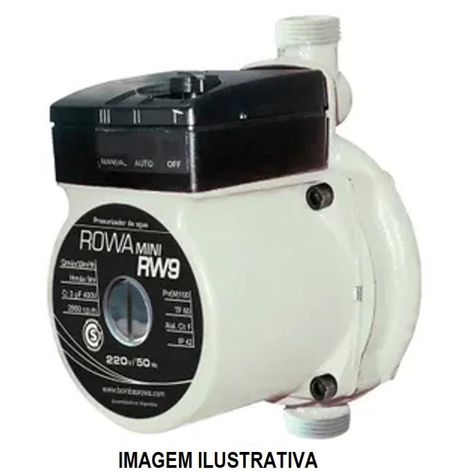 PRESSURIZADOR ROWA RW9 100W MONO 220V