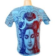 Camiseta Blue Shiva